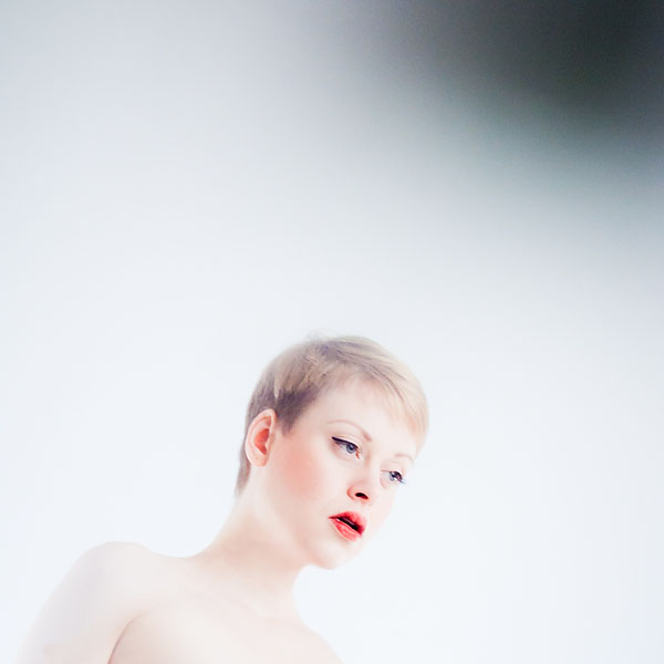 Kreativer Akt Studio Nude Shooting